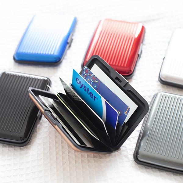 Carteira Resistente Aluma Wallet