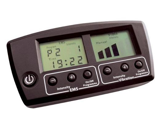 Gymform Dual Shaper - Cinto Vibratório e Estimulador