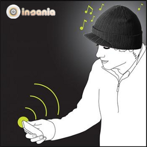 Gorro iMusic sin Cables