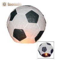 Balão Voador Bola Futebol (Pack 5)