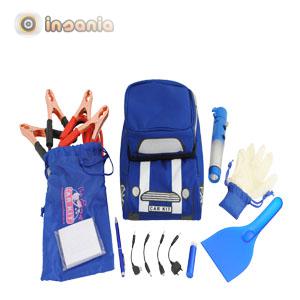 Kit de Emergência para o Carro