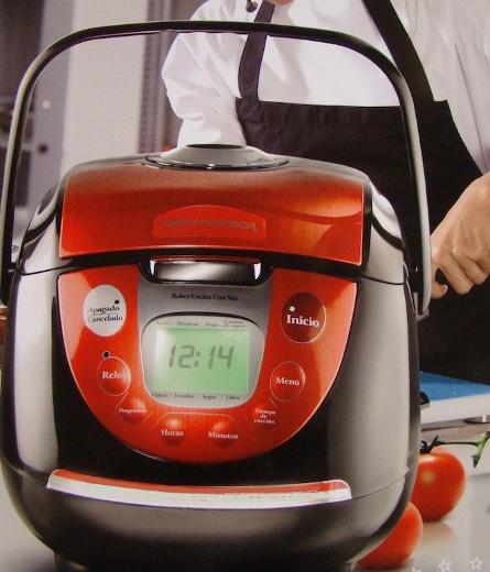 Robot de cozinha profissional baviera prestige 8 prog - Grand master robot de cocina 24h ...