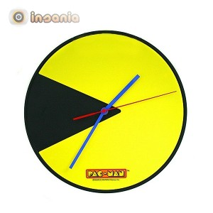 48052ef28945 Reloj de Pared Pac-Man - Entregas rápidas - Insania