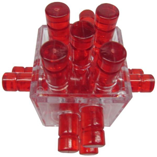 Puzzle Cubo Louco