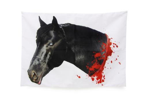 Fronha Almofada Cabeça de Cavalo
