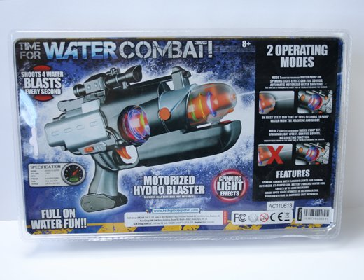 Pistola de Água STR210 Hydro Blaster