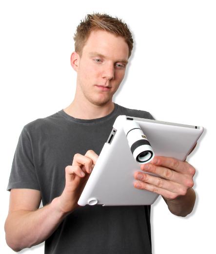 Eye Scope para iPad 2