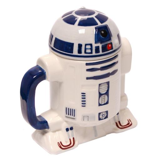 Caneca Star Wars R2-D2 3D