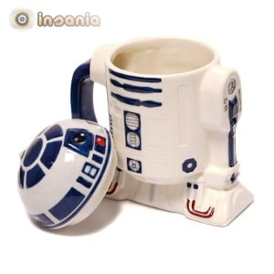 Taza Star Wars R2-D2 3D