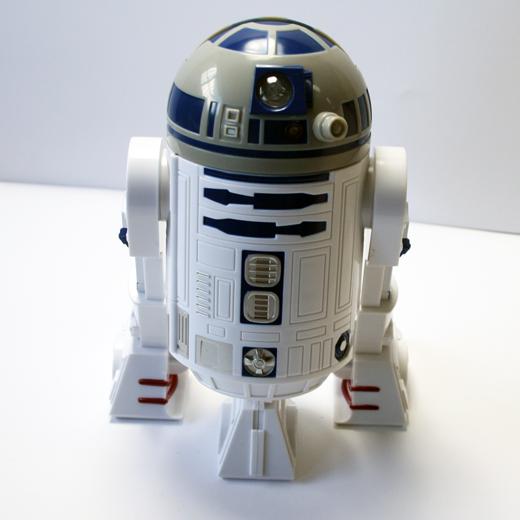 Caja Fuerte Inteligente Star Wars R2-D2