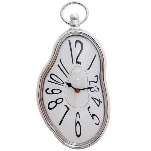 Reloj de Pared Derretido Tipo Dalí