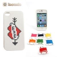 Capa Ponto de Cruz para iPhone 4/4S