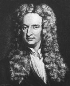 Puzzle da Gravidade - Sir Isaac Newton