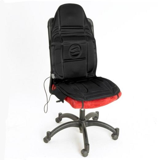 Capa massajadora para cadeira portes gratuitos e entregas em 24h insania - Funda silla escritorio ...