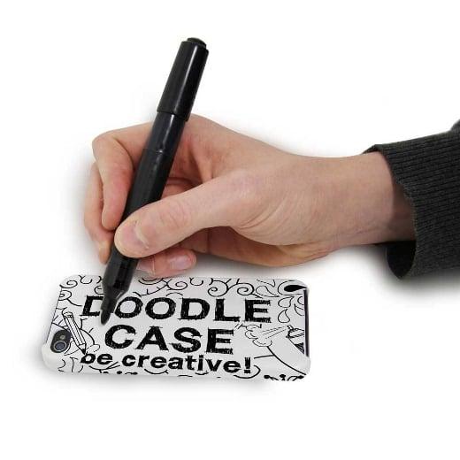 Capa Doodle para iPhone 5