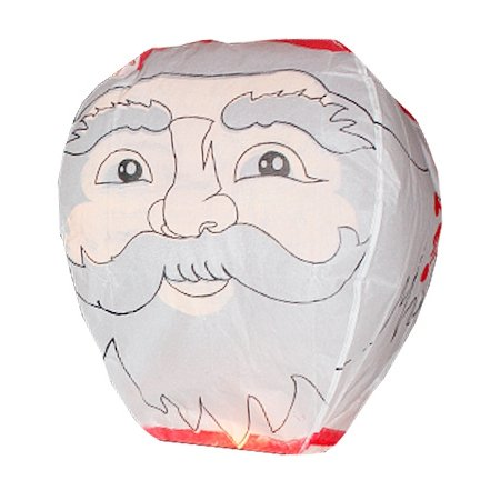 Balão Voador Pai Natal (Pack 5)