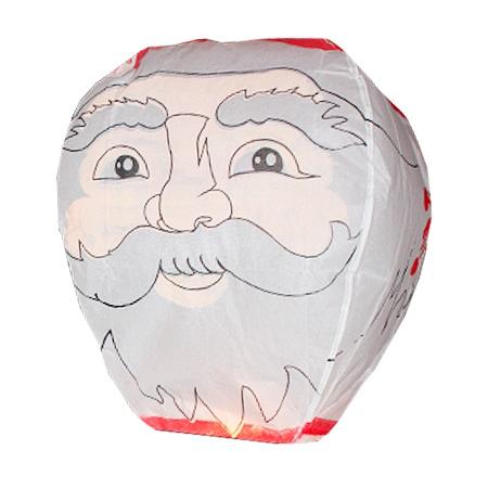 Farolillo Papá Noel (Pack 5)