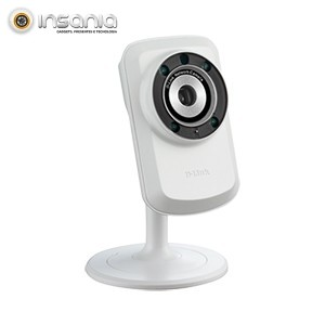 Cámara con Detector Movimiento IP D-Link DC S-932L