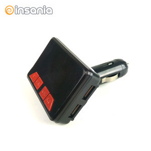 Reproductor de MP3 y MP4 para el coche
