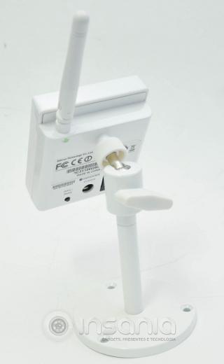 Cámara IP con Detector Movimientos sin Cables Edimax ic-3115W