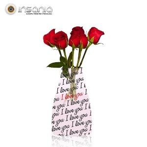 Jarra Portátil Reva - I Love You