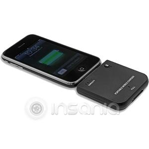 Bateria Portátil MicroUSB para Telemóveis 1500mAh