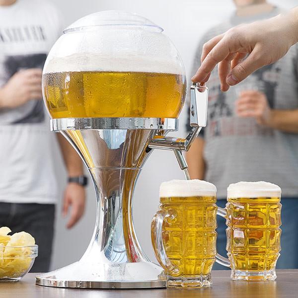 Dispensador e Refrigerador Bebidas Balão