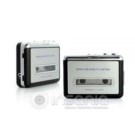 Conversor de Cassetes MP3