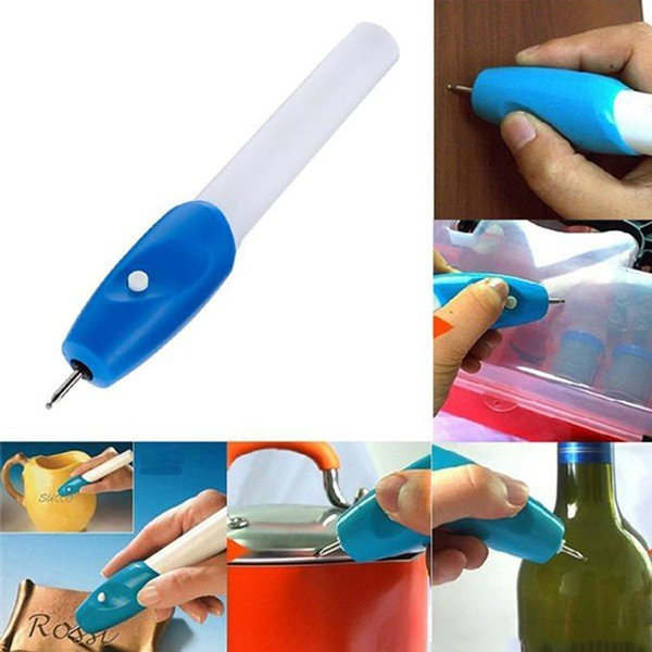 Grabador de Piezas EZ Engraver