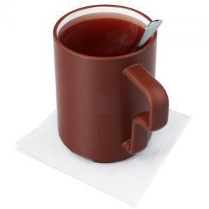 Taza Ergonómica Kruzhkus Chocolate