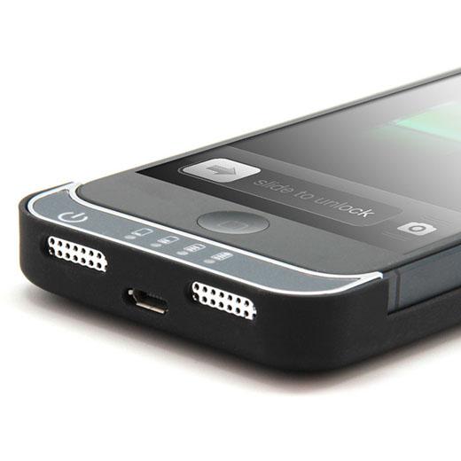 Batería Funda para iPhone 5