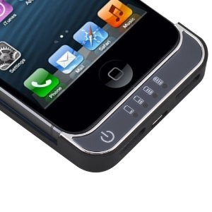 Capa e Bateria para iPhone 5