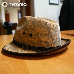 Sombrero Clásico Corcho