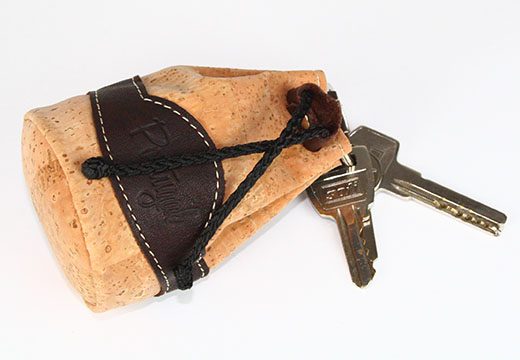 Bolsa Porta-moedas em Cortiça
