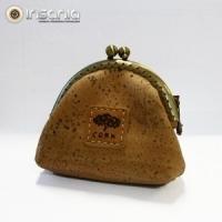 Porta-moedas em Cortiça