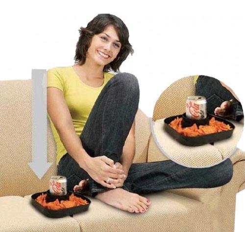 Bandeja para Sofá Couch Buddy