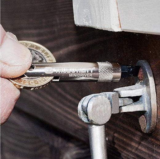 Chave de Parafusos MiniDriver