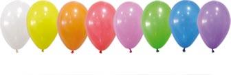 Balões Látex (Pack 100)