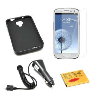 Pack Essencial Galaxy S4