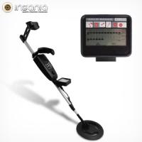 Detetor de Metais Digital Pro 3 com LCD