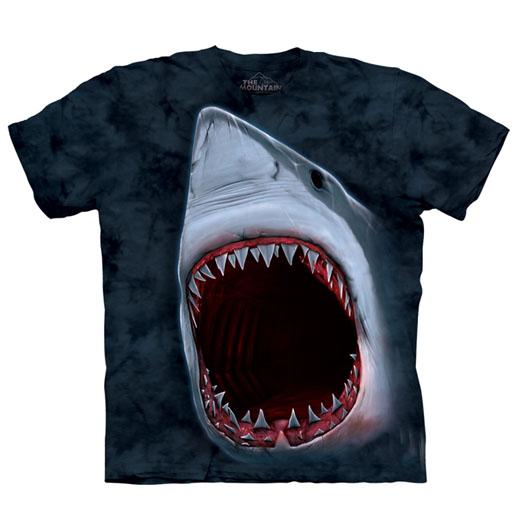 Camiseta Face Ataque de Tiburón