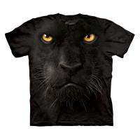 T-Shirt Face Pantera Negra