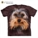 T-Shirt Face Yorkshire Terrier