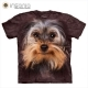 T-Shirt Face Yorkshire Terrier