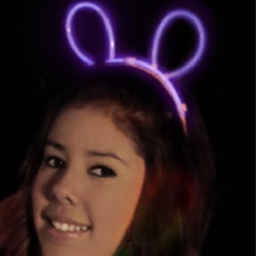 Diadema Fluorescente para Festas