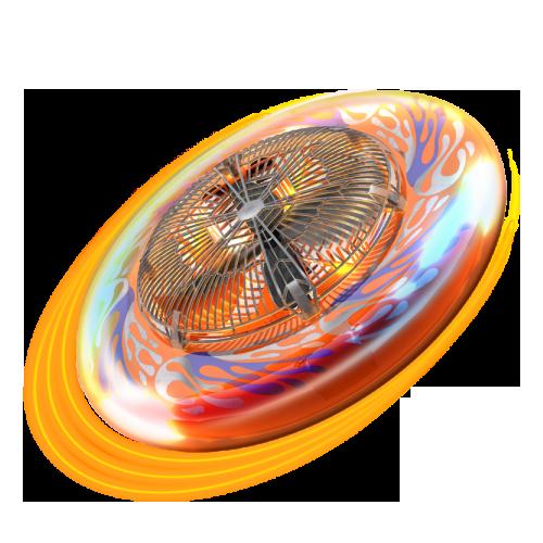 Disco Voador Moto Glide