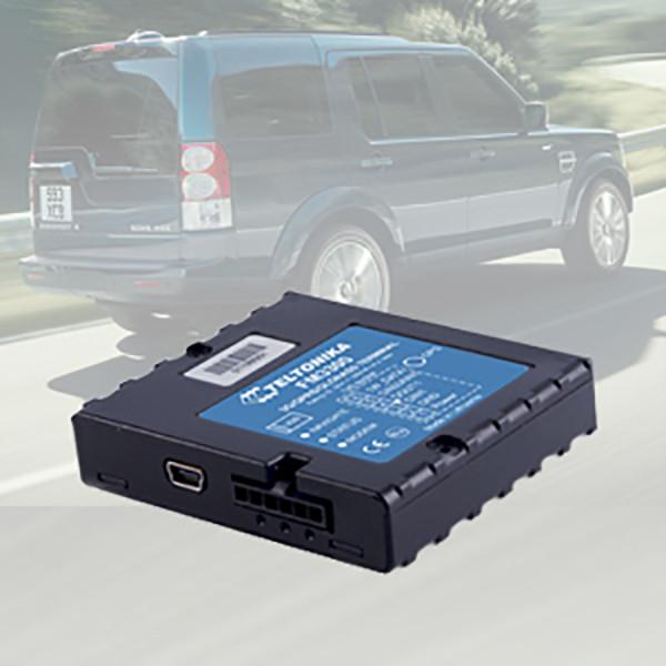 Sistema profesional de monitorización de vehículos