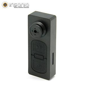 Cámara Botón Espía
