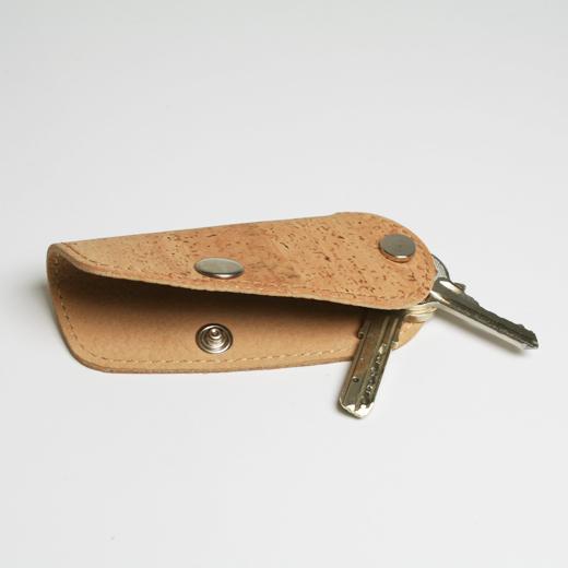 Porta-chaves Estojo em Cortiça