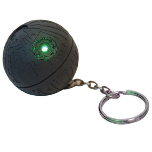 Porta-Chaves Luz Death Star